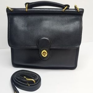 VINTAGE COACH COURT STYLE CROSSBORY BAG